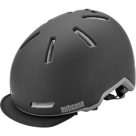 Nutcase Tracer Casco, midnight black matte